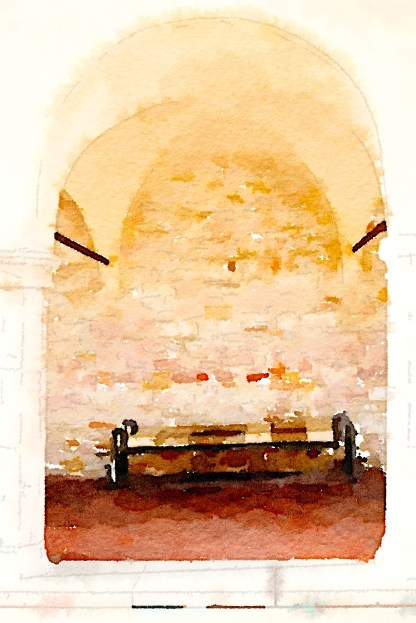 Bench, Assissi