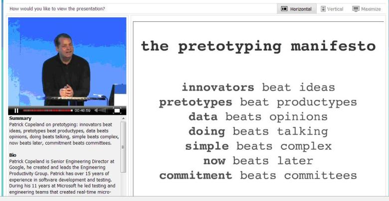 The Pretotyping Manifest