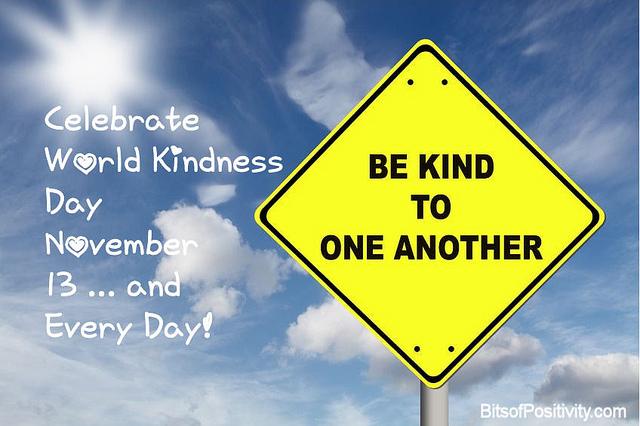 """Képtalálat a következőre: """"world kindness day"""""""