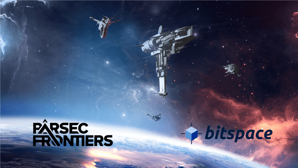 BitSpace AS enters into partnership with Parsec Frontiers