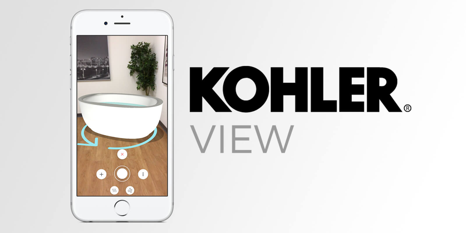 Kohler View AR Product Previews