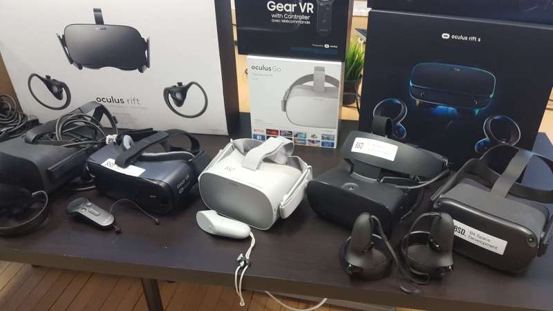 Business VR Headset Buyer's Guide Bit Space Development Ltd. business vr