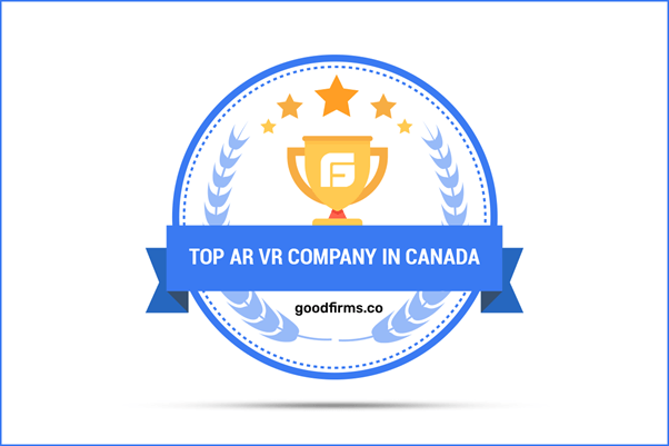 GoodFirms top AR VR developer