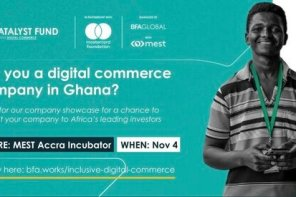 The Catalyst Fund Inclusive Digital Commerce Accelerator