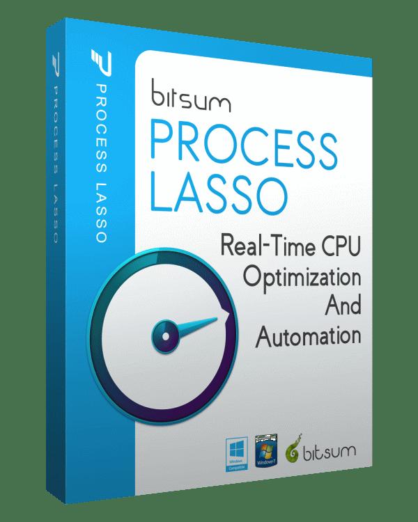 Process Lasso Boxshot