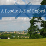 An A to Z of Oxford Food