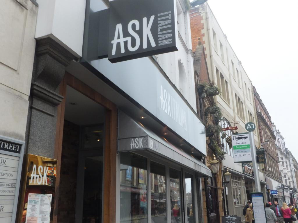 Ask Italian in Oxford