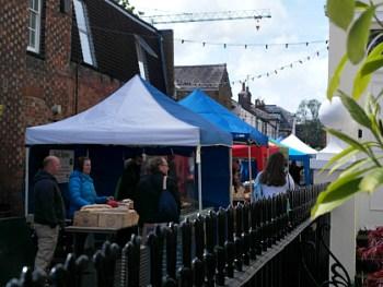 North Parade Farmers Market - Stalls