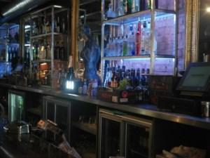 The Varsity Club - Interior Bar