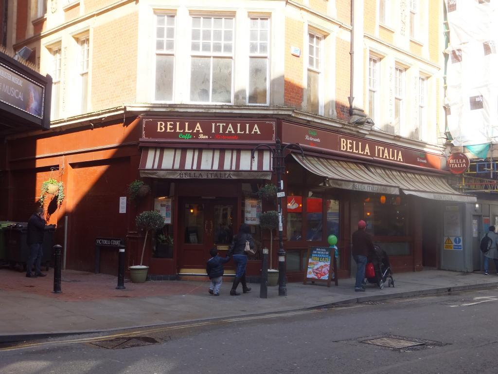 Bella Italia in Oxford