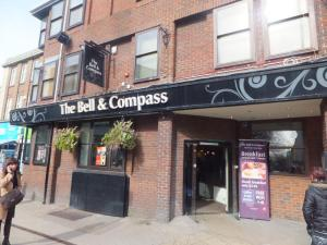 The Bell and Compass in Oxford