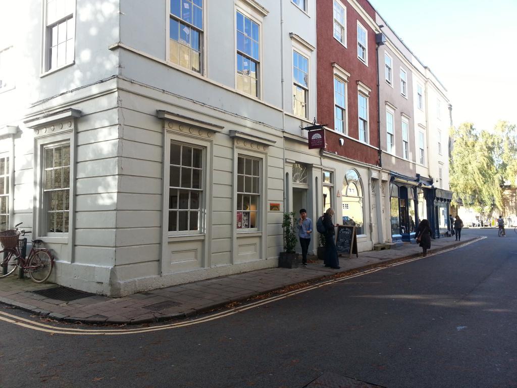 Turl Street Kitchen in Oxford