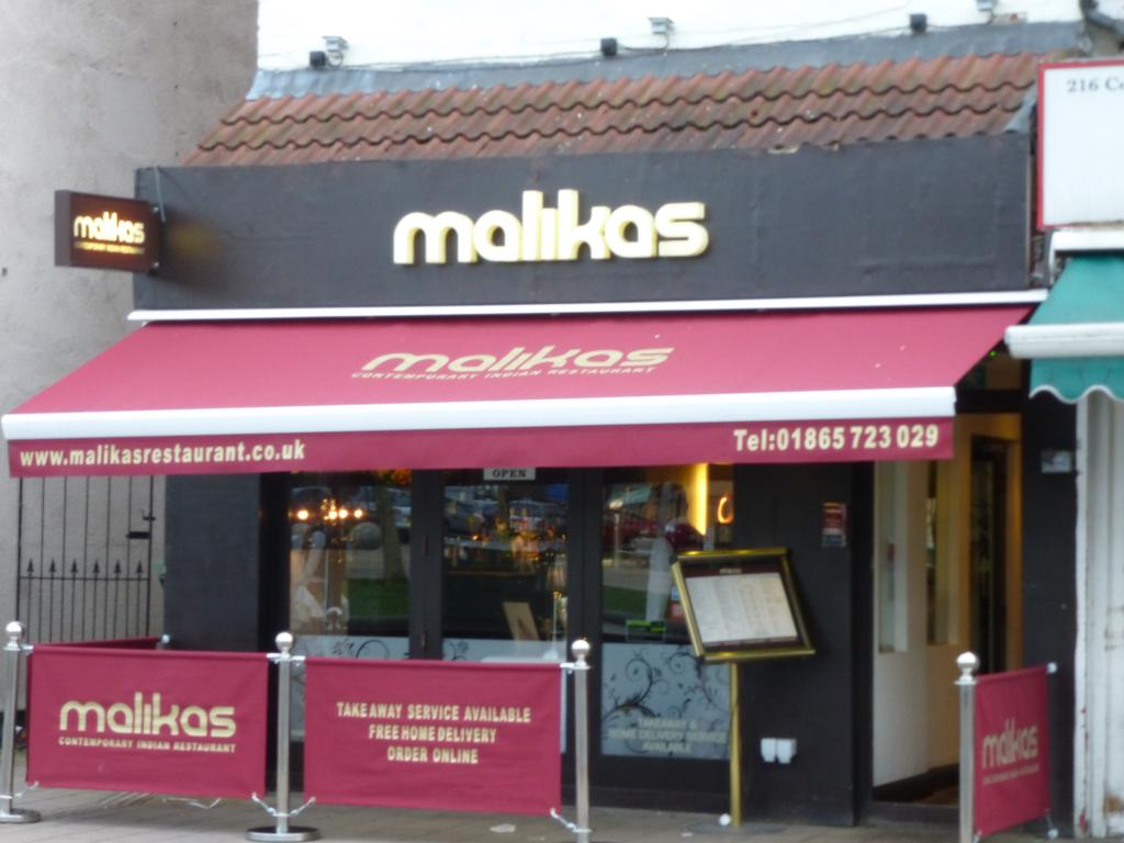 Malikas Oxford