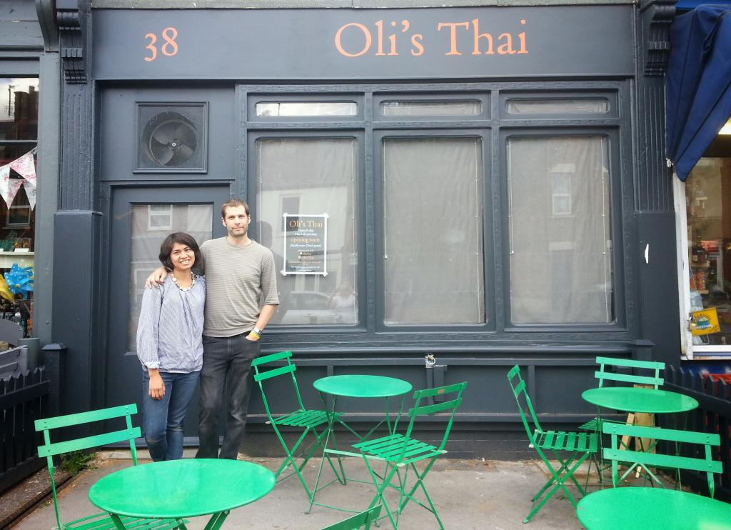 Oli's Thai Oxford