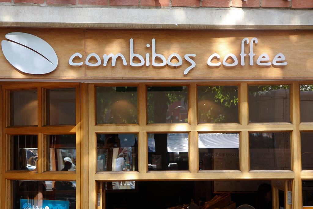 Combibos Coffee Oxford