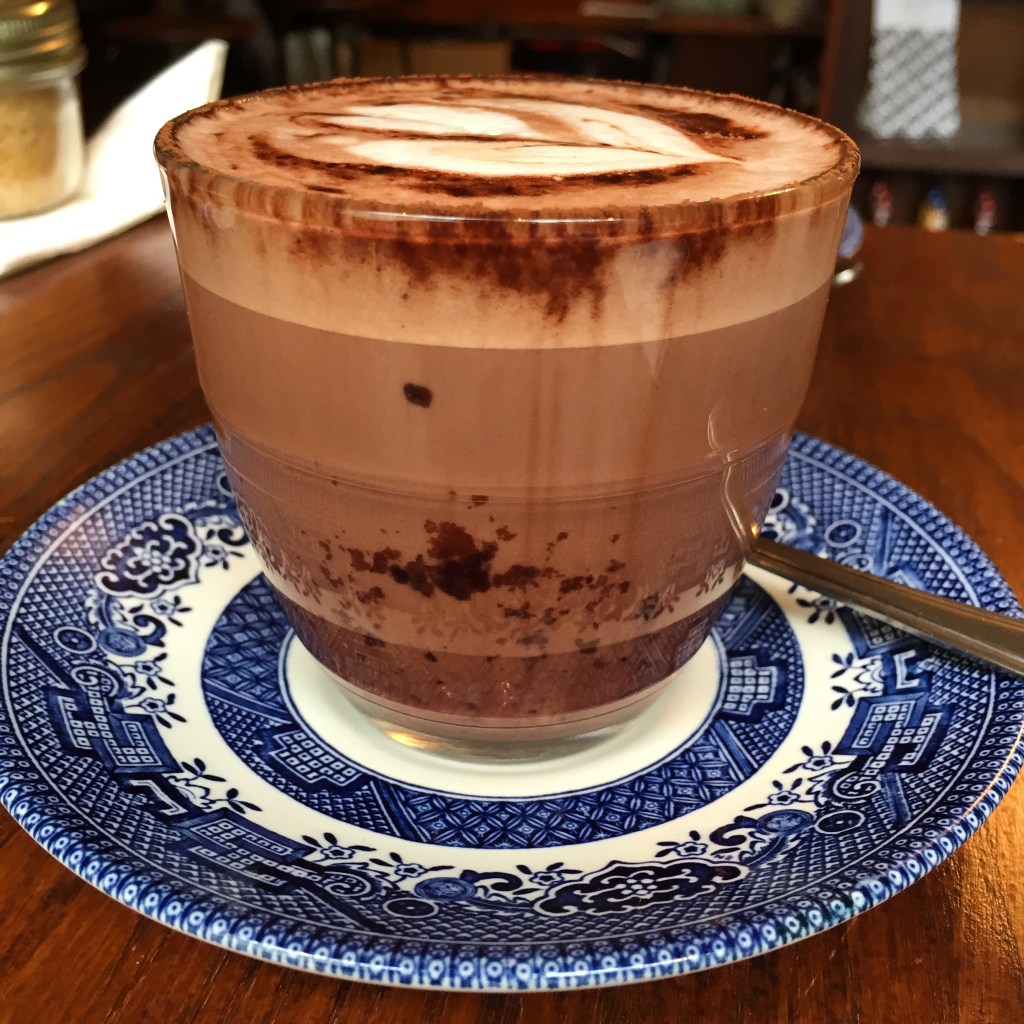 Brew Oxford - Hot Chocolate