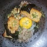 Buckwheat, Mushroom, Yolk
