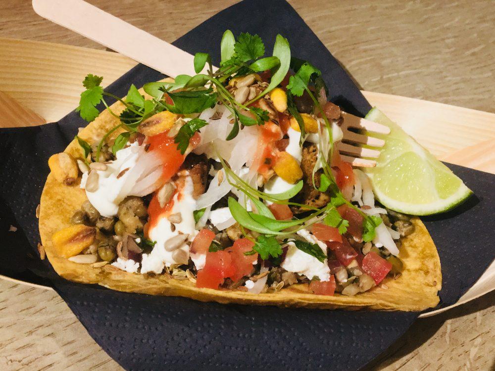 Taco Bandits at Organic Cafe Deli