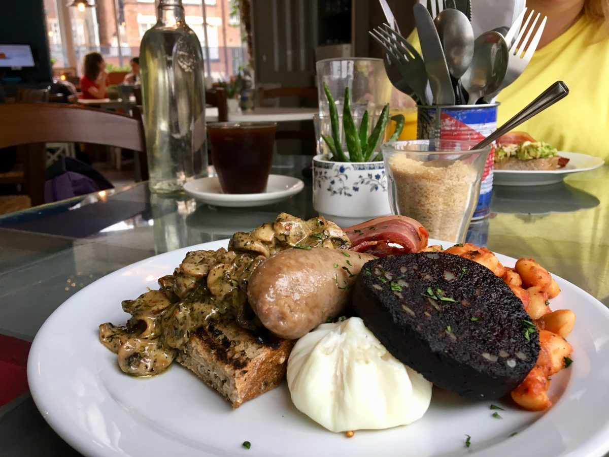 The Handle Bar Kitchen Oxford