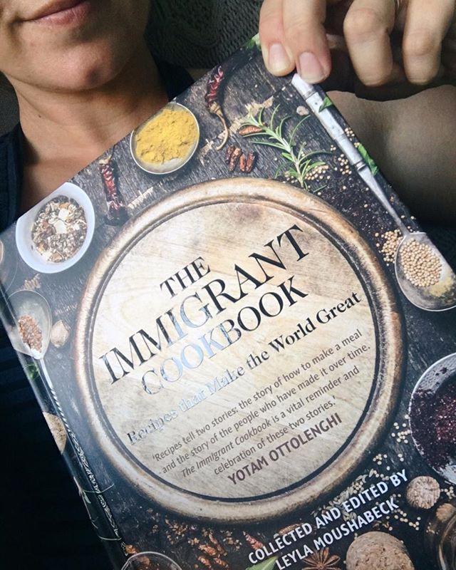 The Immigrant Cookbook   Image Credit Bitten Oxford