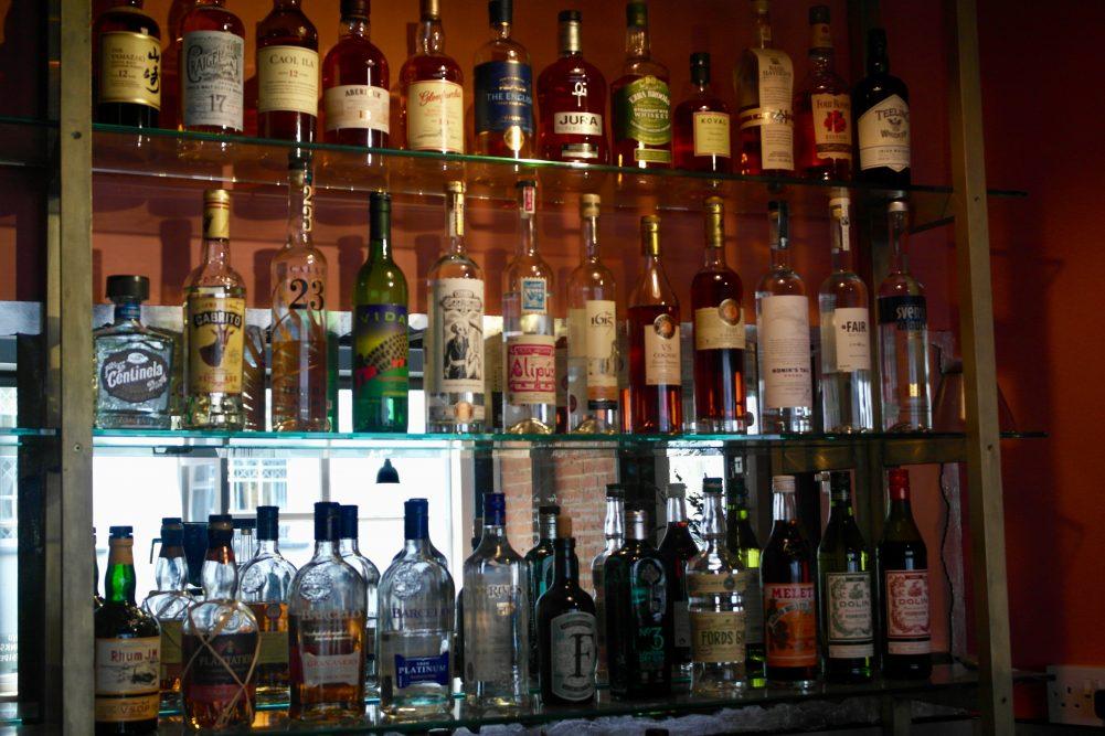 Le Bar Handlebar Oxford | Image Credit Bitten Oxford