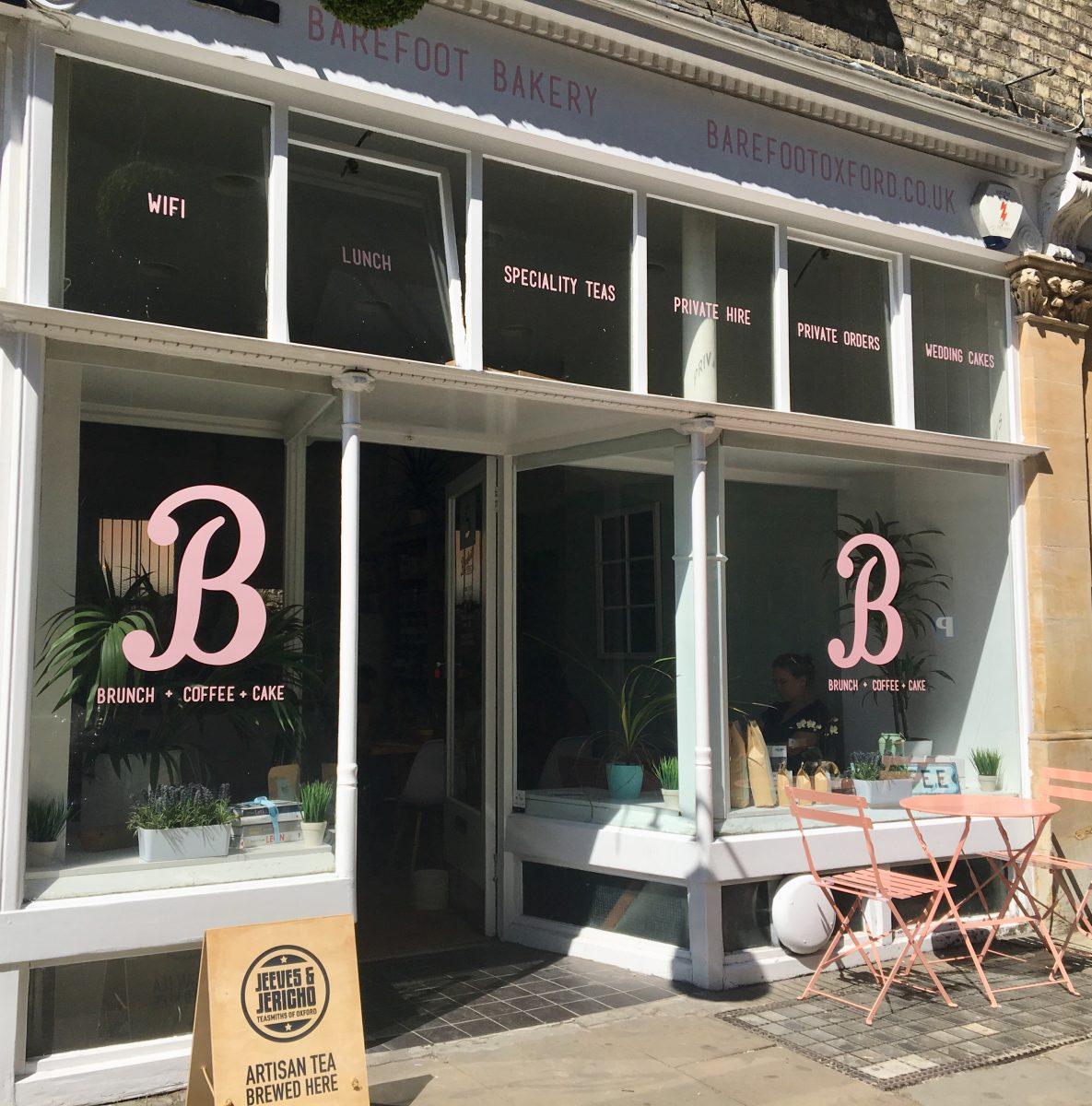 Barefoot Cafe King Edward Street   Image Credit Bitten Oxford