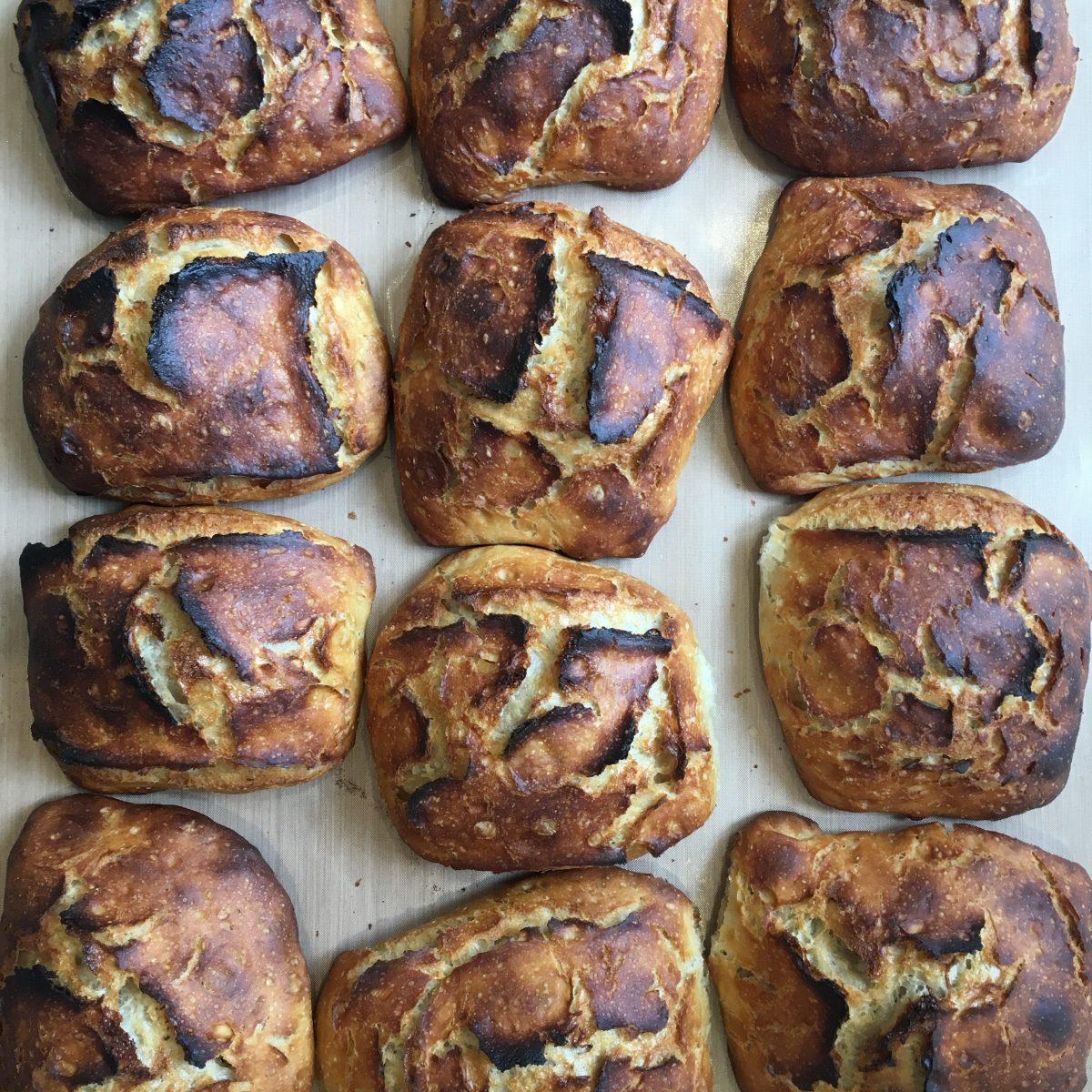 Hamblin Bread Rolls