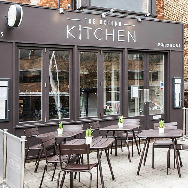 The Oxford Kitchen, Summertown, North Oxford
