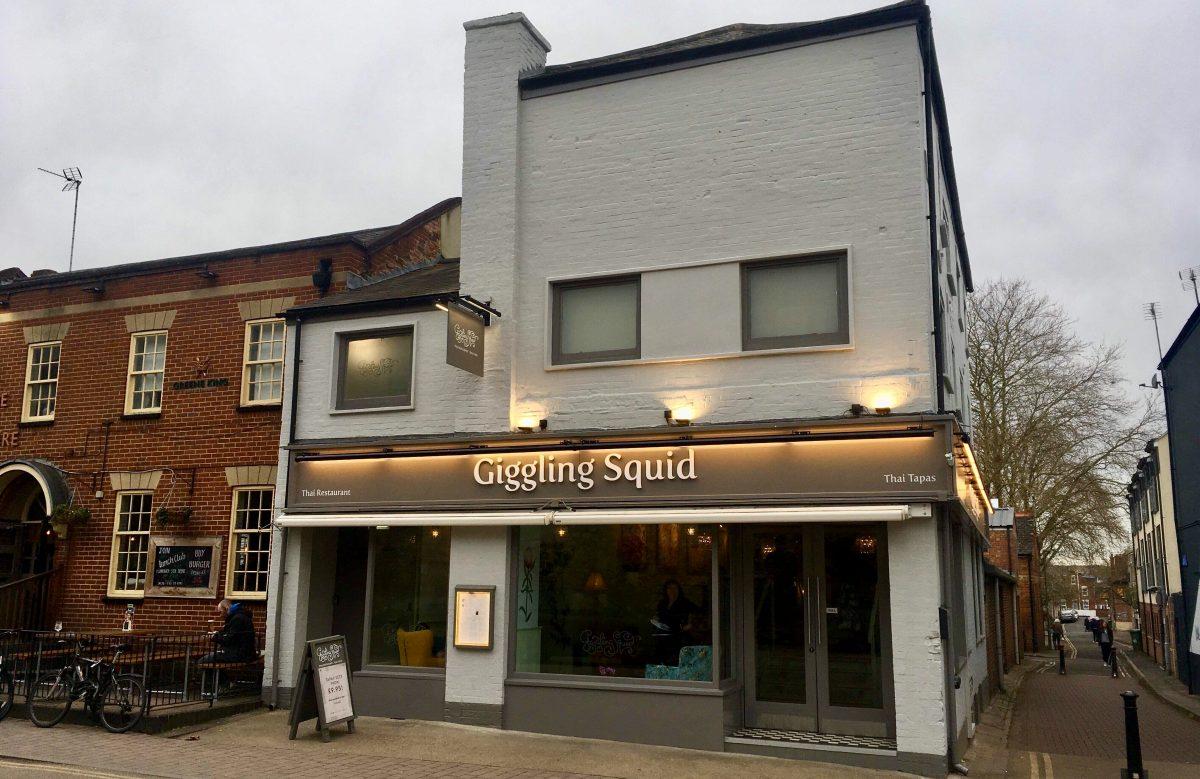Giggling Squid Oxford | Bitten Oxford Restaurant Guide