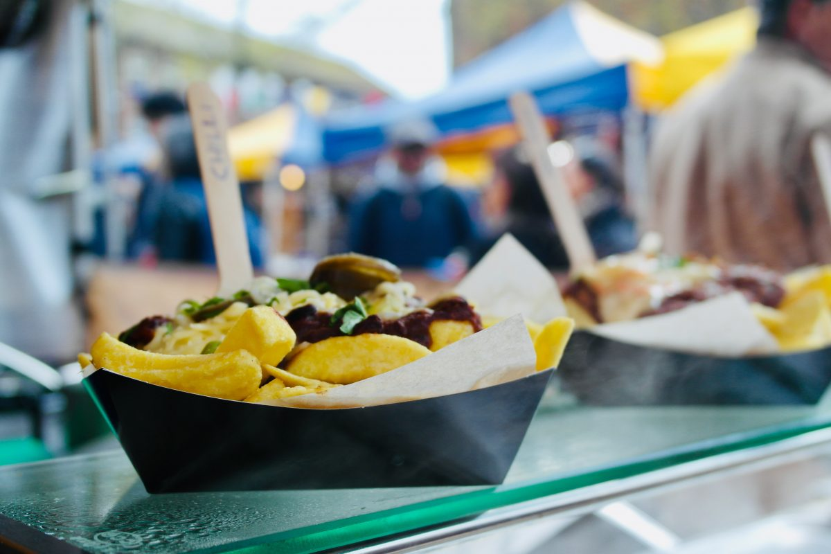 Gloucester Green Market Oxford