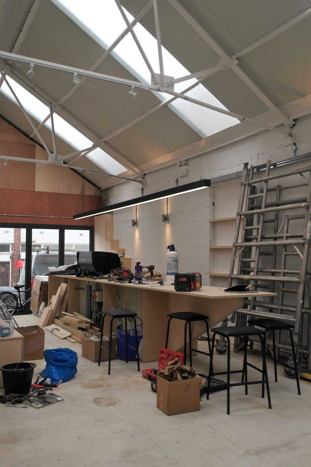 New Ground Coffee Preview, Headington, Oxford | Image Credit Bitten Oxford
