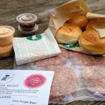 The Dodo Pub Co DIY Burger Kit from The Up In Arms Oxford | Image Credit Bitten Oxford