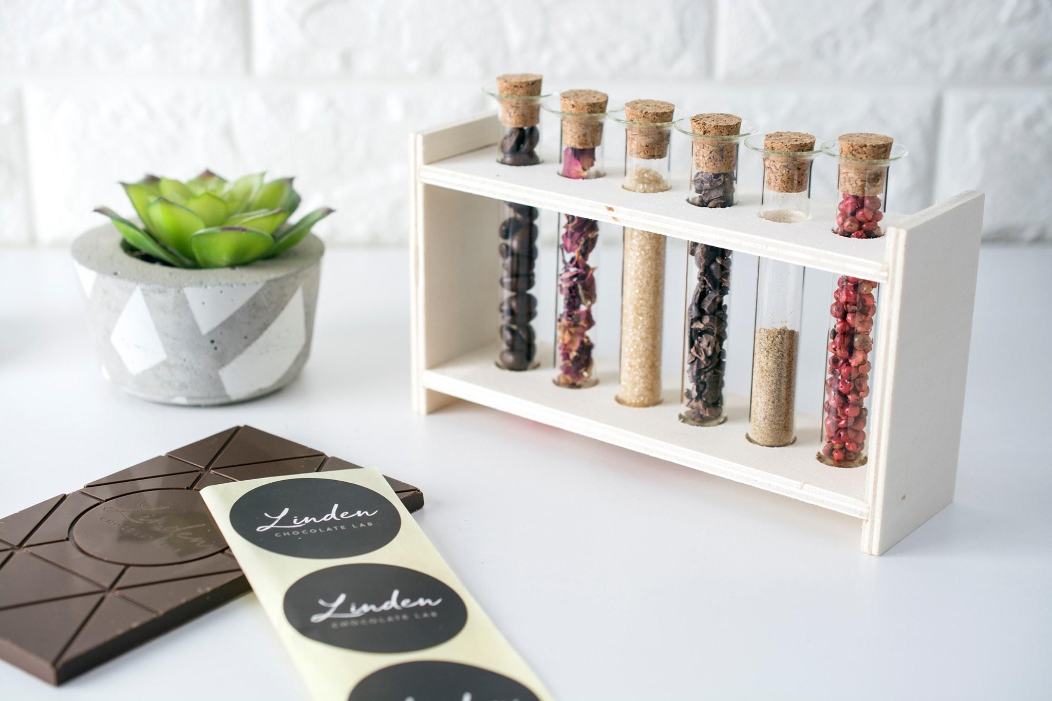 Linden Chocolate Lab