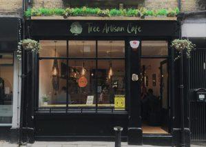 Tree Artisan Cafe, Oxford | Image Bitten Oxford