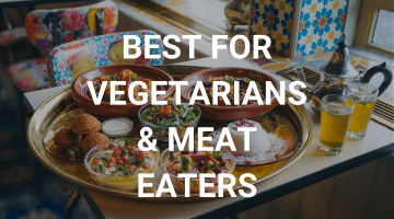 Best Oxford restaurants for vegetarians and meat eaters