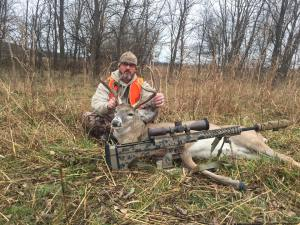 Ron White snags third top buck since rifle season started December 2, 2016