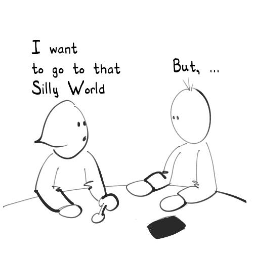 Bitterjug.com » Blog Archive » Silly World