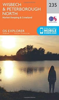 OS Explorer - 235 - Wisbech & Peterborough North