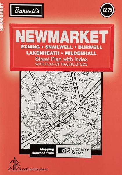 Barnett Newmarket Street Plan