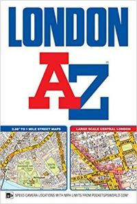 A-Z Street Atlas - London
