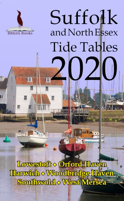 Suffolk and North Essex Tide Tables 2020