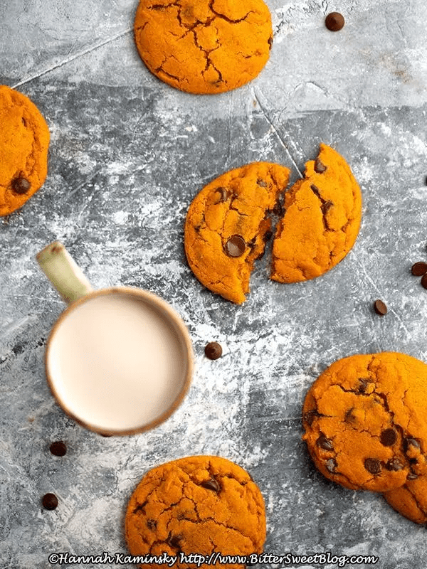 Palm Oil Chocolate Chip Cookies