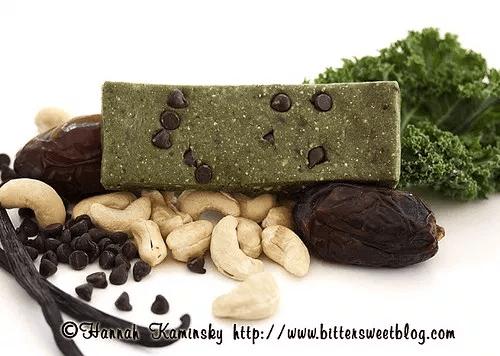 Green Protein Bar