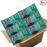 Enjoy Life Semi-Sweet, Dairy Free, Vegan Chocolate Chips, 10-Ounce Bags, 6 Ct