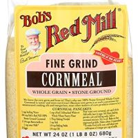 Bob's Red Mill Fine Grind Cornmeal, 24-ounce