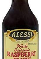Alessi White Balsamic Vinegar Raspberry Blush -- 8.5 fl oz - 2 pc