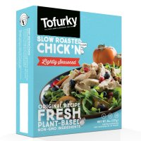 Tofurky, Chick'N, Lightly Seasoned, 8 oz