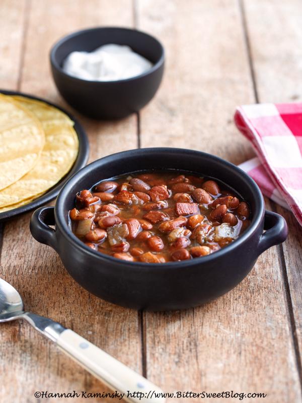Texan Pinto Beans