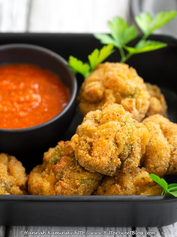 Broccoli Mac & Cheeze Balls