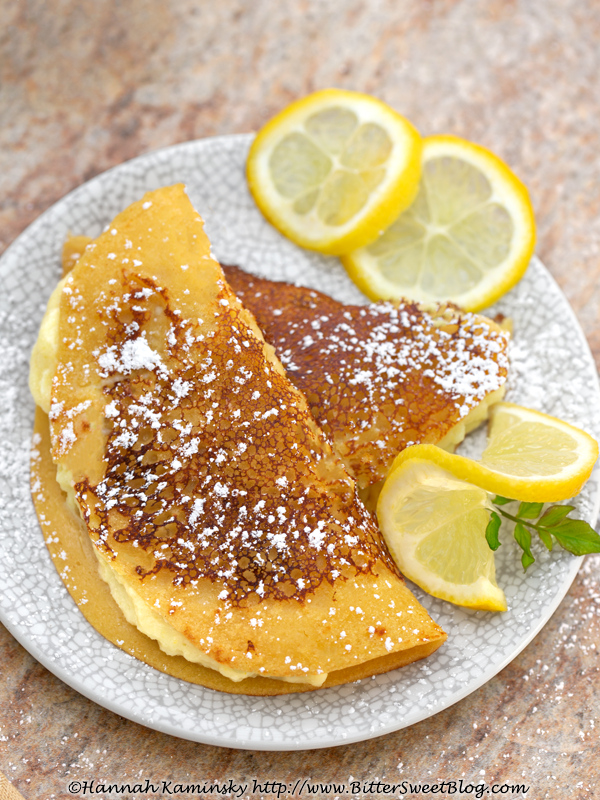 Essential Eggless Crêpes